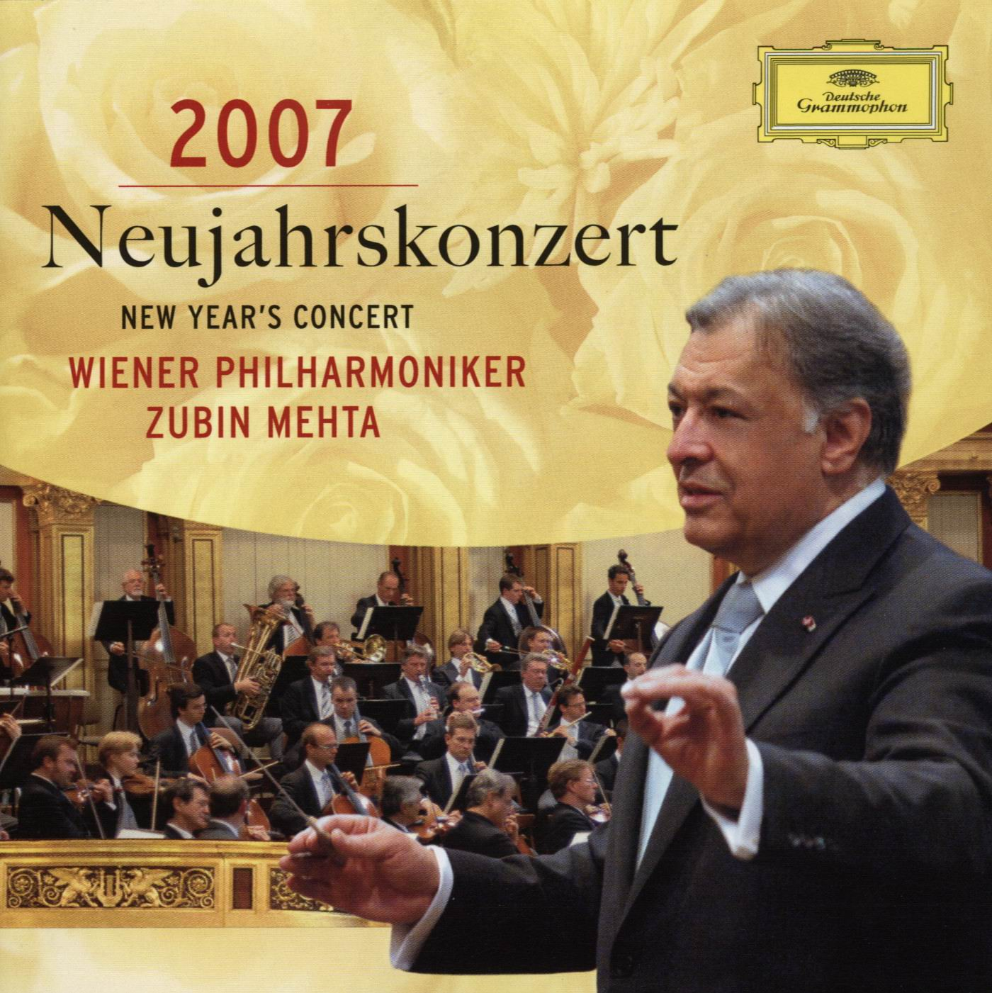 New Year's Concert 2007 - Zubin Mehta