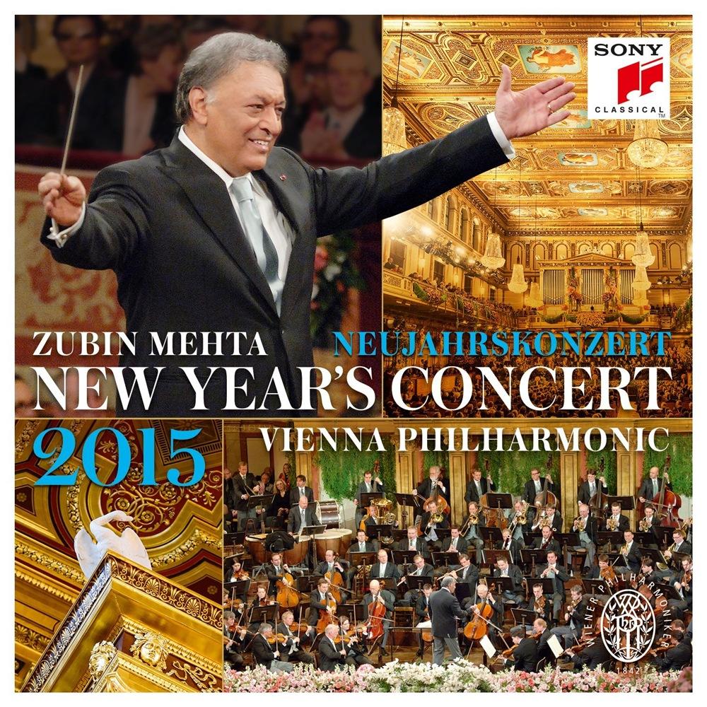 New Year's Concert 2015 - Zubin Mehta